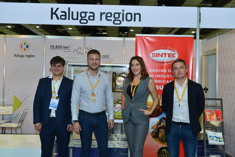 SINTEC на Big Industrial week ARABIA-2019 в Каире
