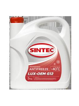 SINTEC Антифриз Sintec Lux G12, 1л - фото 7