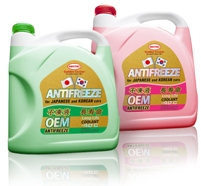 "The ""Obninskorgsintez"" Company Presents a New Premium-Class Product - Antifreeze OEM for Japanese and Korean Cars"