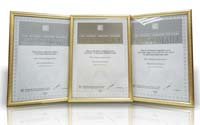 "Products of Obninskorgsintez Company are Winners of the All-Russian Competition ""Top 100 Russian Products"""