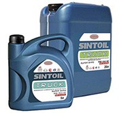 The SINTOIL Truck SAE 15W-40 API CI-4/SL, SAE 10W-40 API CI-4/SL engine oils have obtained permits of the VOLVO VDS-3, Масk EO-N, Renault VI RLD-2 automobile manufacturers